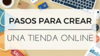 Pasos para crear una tienda online desde cero