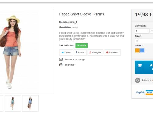 Cómo conseguir la ficha de producto perfecta en eCommerce