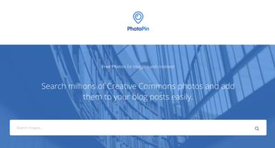 Bancos de fotos gratis - Photopin