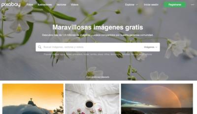 Bancos de imágenes gratis - Pixabay