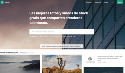 Stocks de Fotos y Videos gratis - Pexels