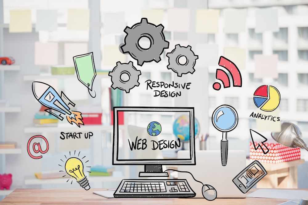 Pautas para diseñar tu página Web