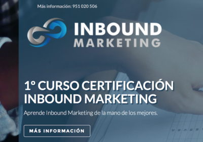 Certificación en Inbound Marketing