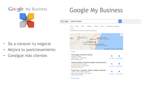 Como vender mas con Google My Business