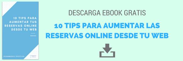 Dercaga eBook Gratis -AUMENTA TUS RESERVAS ONLINE