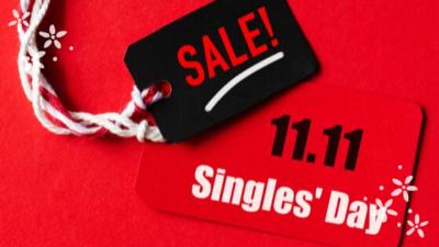 Singles Day - Campañas Comerciales Otoño eCommerce