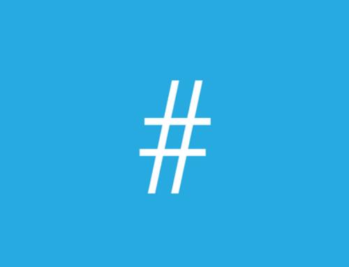 El poder del uso del hashtag