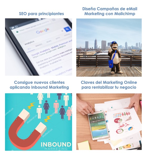 Formación Marketing Digital Málaga