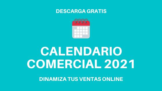 Calendario Comercial 2021 - banner post