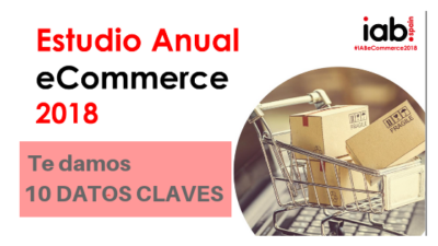 Datos Claves de eCommerce en 2018