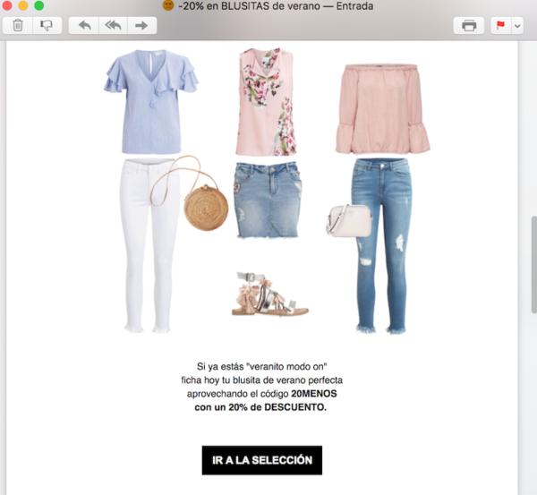 Campaña de eMail marketing efectiva