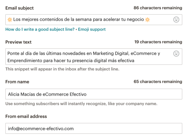 Como hacer una campaña de email marketing efectiva