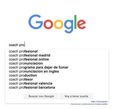 Marketing Digital para Coaches - seo