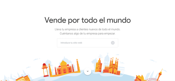 Google Global Market Finder - Estudio de Mercado