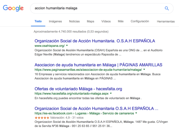 Marketing Digital para Asociaciones - SEO