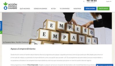 Ayuda a Emprendedores - VivesEmprende