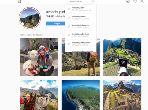 Marketing Digital Instagram Empresas Turisticas