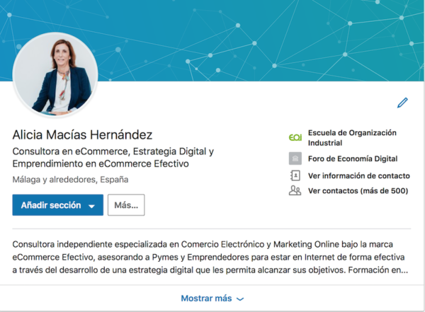 Marketing Digital para Profesionales Independientes - Linkedin