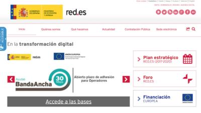 Portales Web de Ayuda a Emprendedores - RED.ES