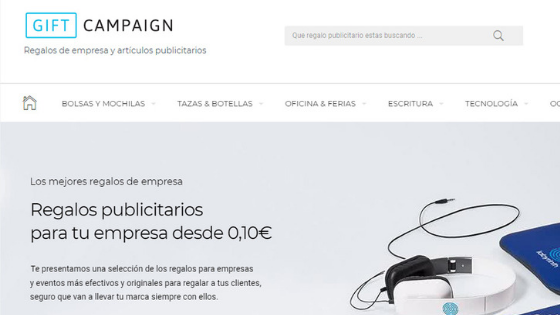 Gift Campaing - Caso de éxito eCommerce