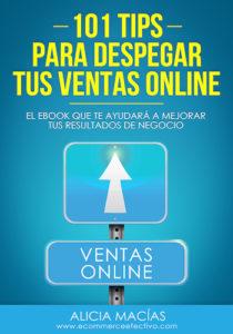 101 Tips para Despegar tus Ventas Online