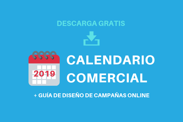 Descarga Gratis Calendario Comercial 2019