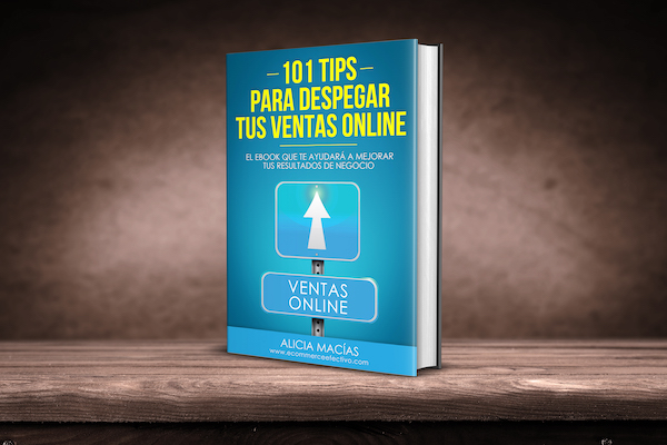 Portada 3d eBook - 101 Tips Despegar Ventas Online