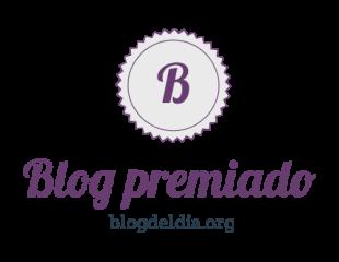 Blog premiado Blog del Día