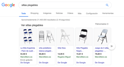 Como vender más con Google Shopping