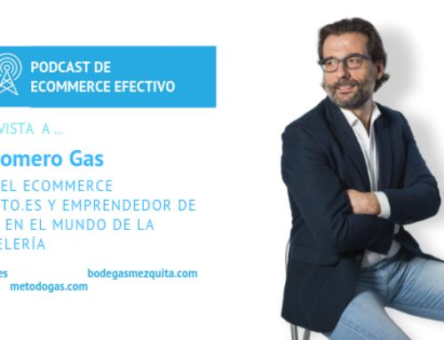 26: Entrevista a Baldomero Gas, CEO del ecommerce de éxito miplato.es