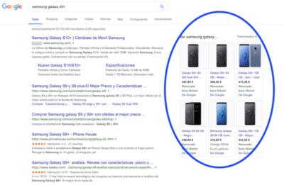 que es y como vender mas con Google Shopping