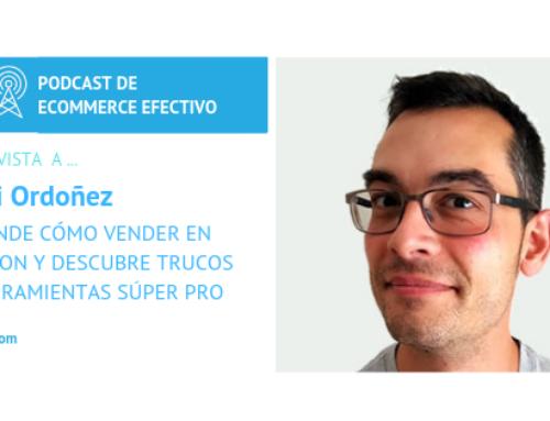 31: Como vender en Amazon, entrevista a Jordi Ordoñez