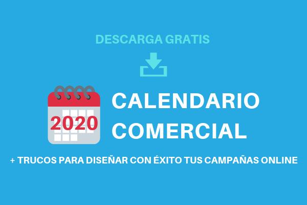 Descarga Gratis Calendario Comercial 2020