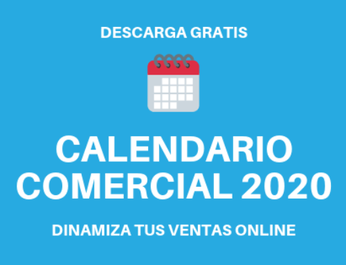Calendario Comercial 2020 para eCommerce