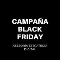 Sesión Estratégica - Campaña Black Friday