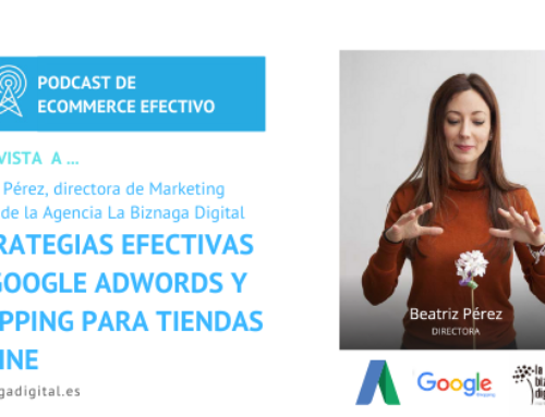 58: Estrategias efectivas de Google adWords y Shopping para Tiendas Online
